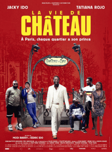 Château movie poster